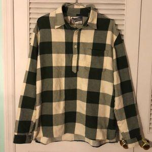 Chubbies Nutter 3/4 Button Flannel